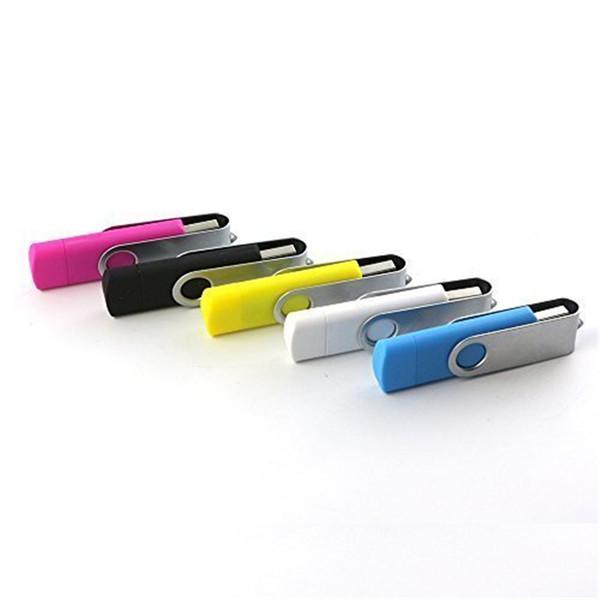 64 GB 128 GB 256 GB OTG externer USB-Stick für Android-ISO-Smartphones Tablets PenDrives U-Disk-Thumbdrives
