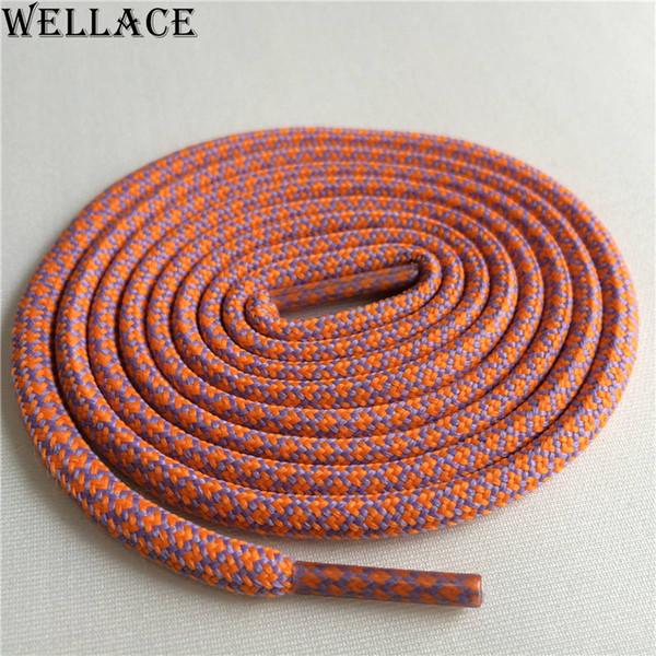 37 Orange Red Light Purple 120cm