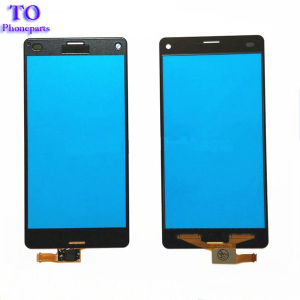 10pcs New Z3 mini Touch Screen For Sony Xperia Z3 mini Compact D5803 D5833 Touch Panel Digitizer