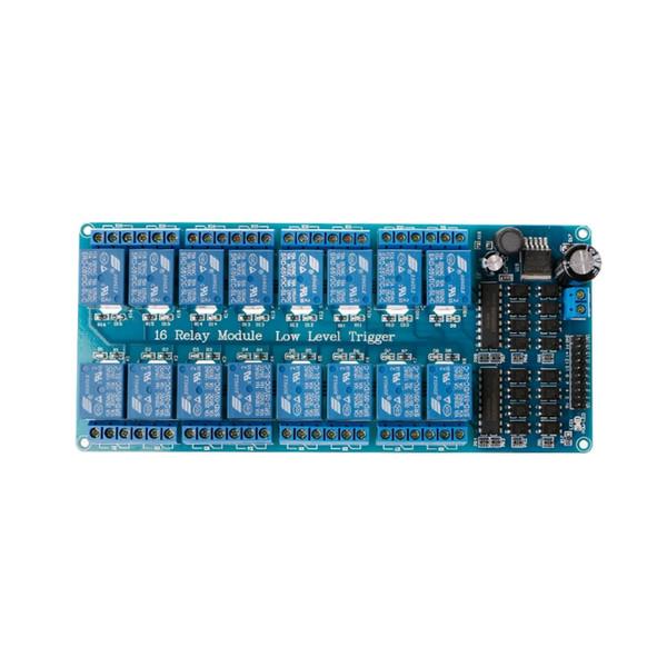1 STÜCK 16 Kanal 5 V Relais Schild Modul für Arduino UNO 2560 1280 ARM PIC AVR STM32 W315