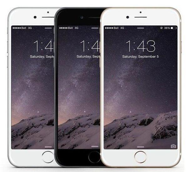 Refurbished Original Apple iPhone 6 Plus 128GB With FingerPrint 5.5 inches IOS 12 Dual Core 4G LTE