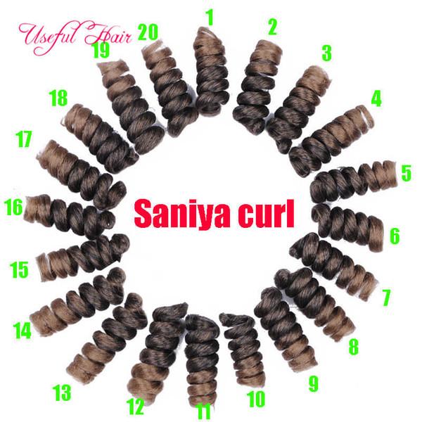 Curlkalon saniya curl 1B 27