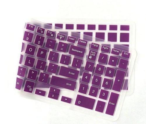 Purple + Clear