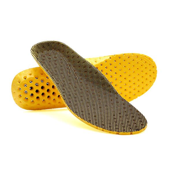 Alta Calidad Plantillas Deportivas EVA Arco Ortopédico Soporte Zapato Pad Correr Plantillas Transpirables Cojín Insertar Para Hombres Mujeres