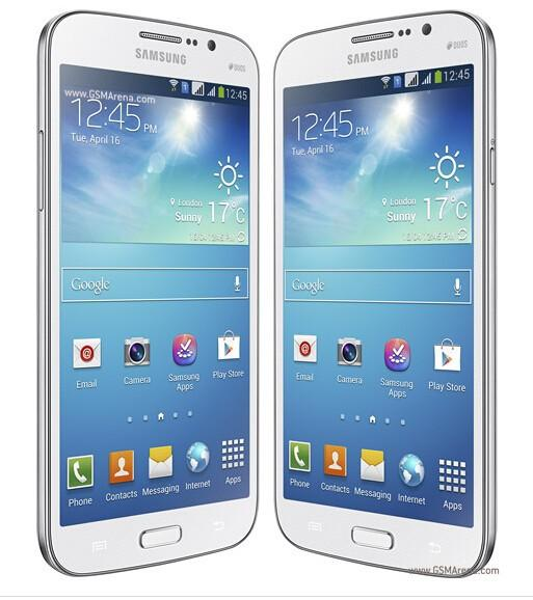 "100% Original refurbished Samsung Galaxy Mega 5.8 I9152 Cell Phone 5.8"" Dual Core 1.5GB RAM 8GB ROM 8MP camera Unlocked Mobile phone"