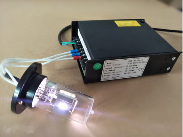 best selling tungsten lamp or D2 Deuterium lamp power supply used in UV spectra chromatography , atomic absorption