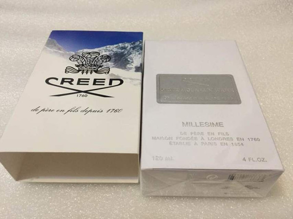 Creed perfume liver mountain water for men cologne 120ml with long la ting time good mell hipping