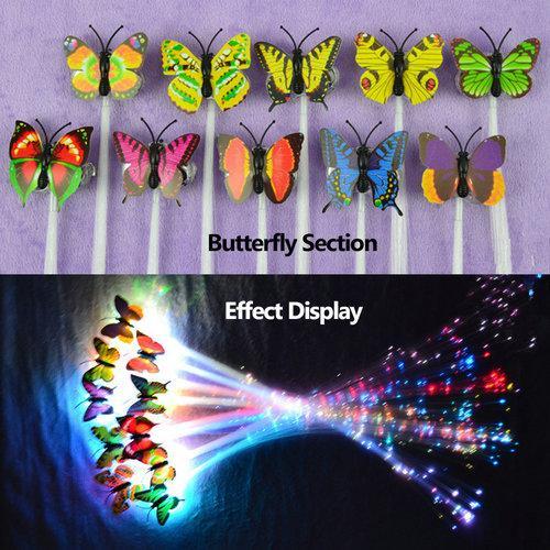 Kelebek stili (Renkli ışıklar)