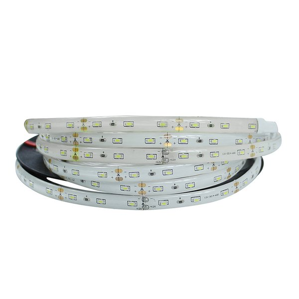 Strisce Led Impermeabili.Acquista Economici Smd3014 5m 300 Led Led Impermeabili Strisce Led Flessibili Luce 12v 24v Super Bright Flessibile Led Light 5m Lotto A 6 62 Dal