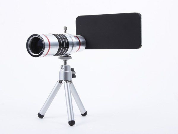 Cellphone mobile phone 18x Camera Zoom optical Telescope telephoto Lens For Samsung note 2 3 4 5 galaxy S4 S5 S6 S7 edge