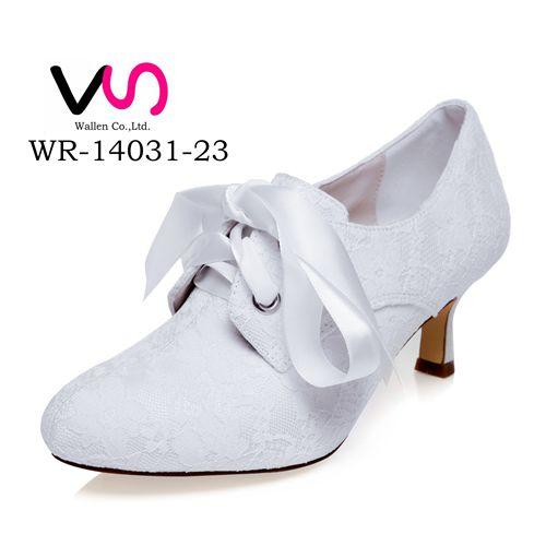 6 cm High Ivory Color Elegant Nice Lace Bootie Bridal Shoes Wedding Dress Shoes Handmade Shoes Evening Shoes Prom Party Shoes Size 42