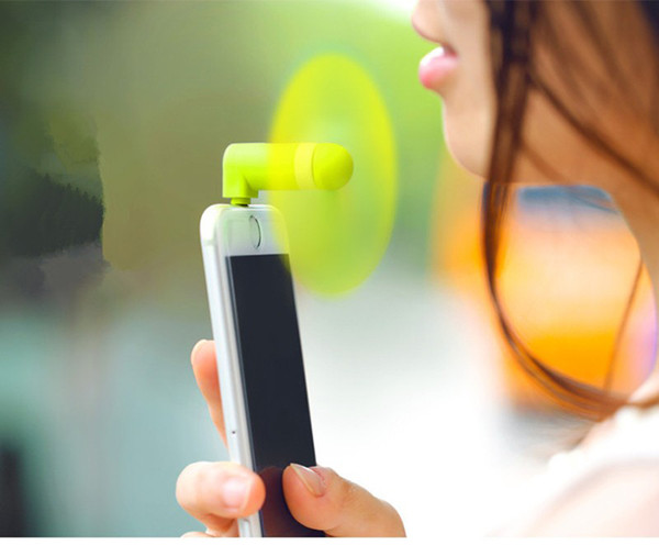 Mini Micro USB Mobile Phone Fan for Android IOS IPhone Samsung HTC LG Huawei Cell Phone