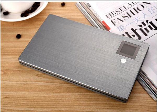 20000mAh многофункциональный зарядное устройство портативный телефон Power Bank ноутбук внешняя аккумуляторная батарея