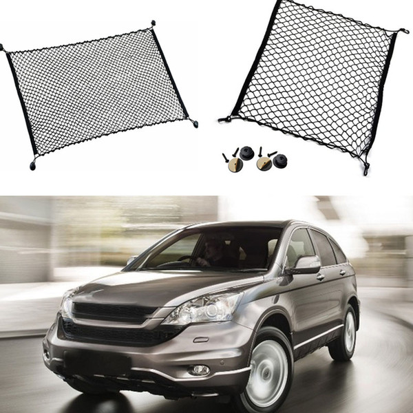 Storage For Cars >> For Honda Cr V Cars Rear Trunk Cargo Organizer Storage Nylon Net Tuck Net Boot Diy Car Interior Sets Car Interior Stickers From Hobo068 14 07
