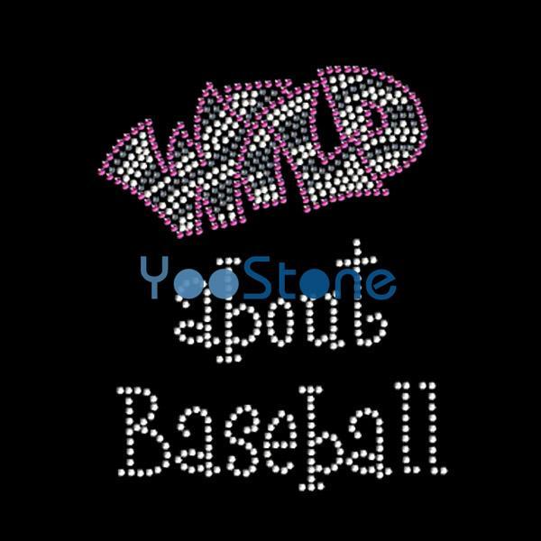 2019 Wild About Lions Baseball Hot Fix Rhinestone Iron On Transfers Hotfix  Applique Motif From Yoostone2, $2 97 | DHgate Com
