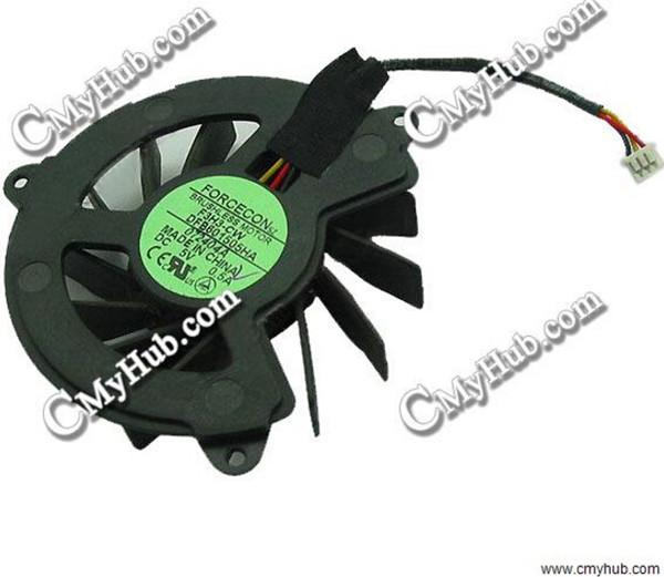 Free Shipping Laptop Ventilator Cooling Fan For HP Pavilion zv5000 Cooling Fan DFB601505HA F3H3-CW 355906-001