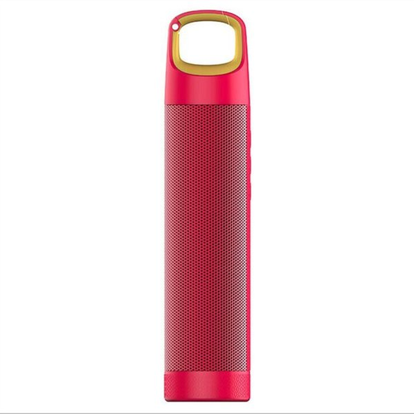 Bluetooth altoparlante portatile rosso