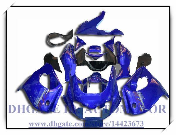 Juego de carenado nuevo ABS de alta calidad para YAMAHA YZF 1000R 1996-2007 YZF1000R 1996-2007 1997 1998 1999 2000 YZF1000R 96-07 # ZH552 BLUE