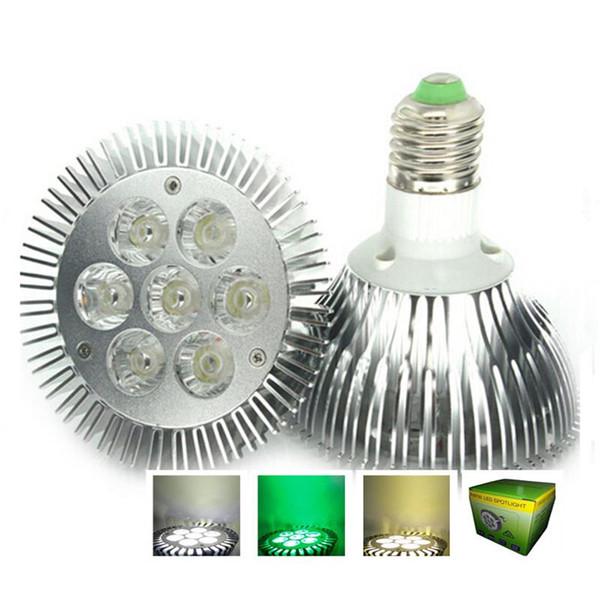 Good Cree Led Spotlights Par30 Led Bulb Lamp 21w 7w Screw Lamp Par30 ...