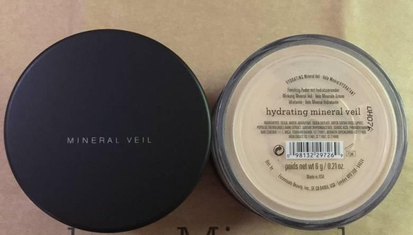 top popular makeup Minerals face powder Makeup powder hydrating mineral veil 6g Illuminating mineralveil 9g mineral veil 9g tinted mineralveil 9g 2021