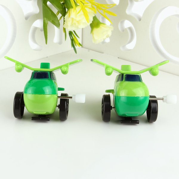 High quality plastic clockwork toys on chain Creative military says small aircraft manufacturers selling toys for children