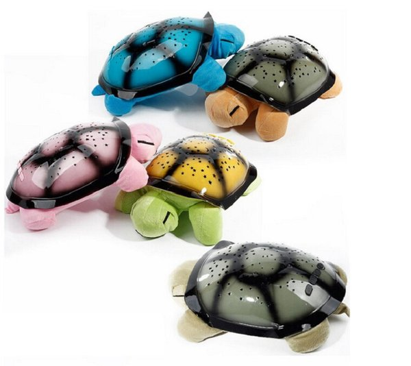 Music Turtle Projector Star Sky LED Projector Night Light Cute Children's gift Home, Furniture & DIY Night Lights