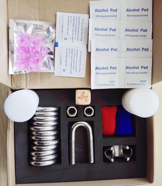 best selling Male Penis Extender 12 Rings Enlargement System Enlarger Stretcher 1.2kg