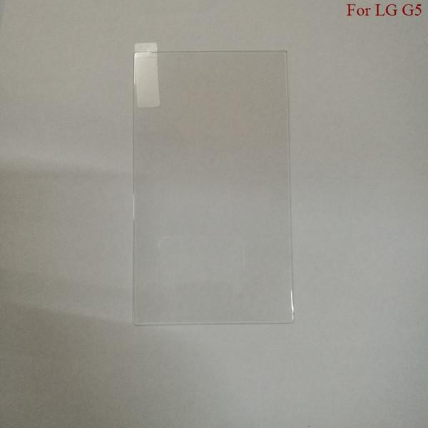 MOQ 3 Pcs Pour LG G2 G3 G5 LG K4 K8 Premium Verre Trempé Protecteur D'écran Film De Protection Anti-rayures Pas de Détail Boîte