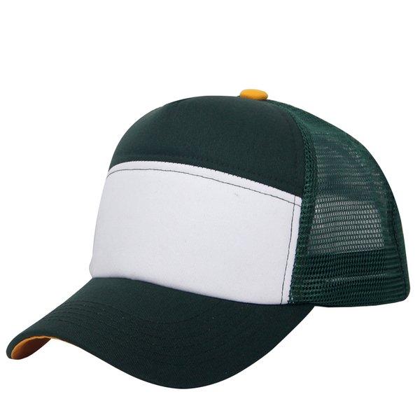 PINK DOLPHIN P Green NEW Snapback Adjustable Baseball Adult Cap Hat