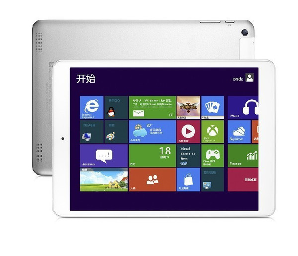 Onda V975w 9.7 Inch Windows 8.1 Tablet PC Intel Z3735F Quad Core 64Bit 1.83GHz 2GB RAM 32GB ROM IPS 2048*1536 HDMI 5.0MP OTG GPS