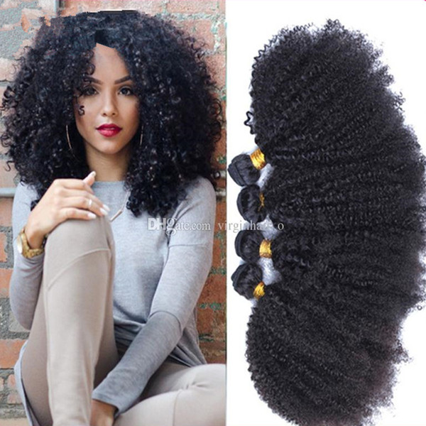 Tremendous Cheap 8A Peruvian Kinky Curly Hair Extensions 10 30 Afro Kinky Short Hairstyles Gunalazisus