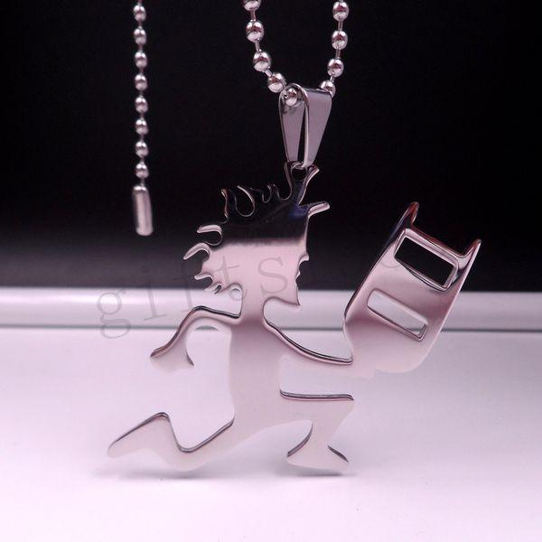 ICP Music LARGE JCW HATCHET MAN JUGGALO JUGGALETTE ICP TWIZTID hatchetman 30inch ball necklace