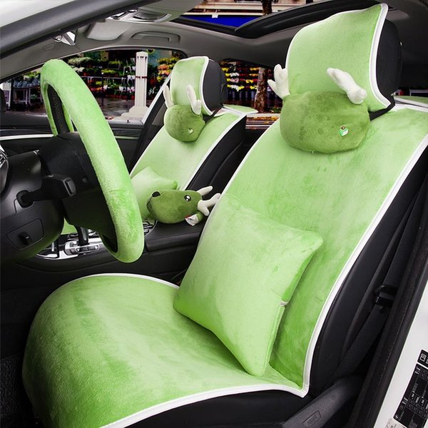 A Deer Safe Wholesale 2014 New Winter Car Seat Cushion Free Bundled Disposable Goods Factory Direct