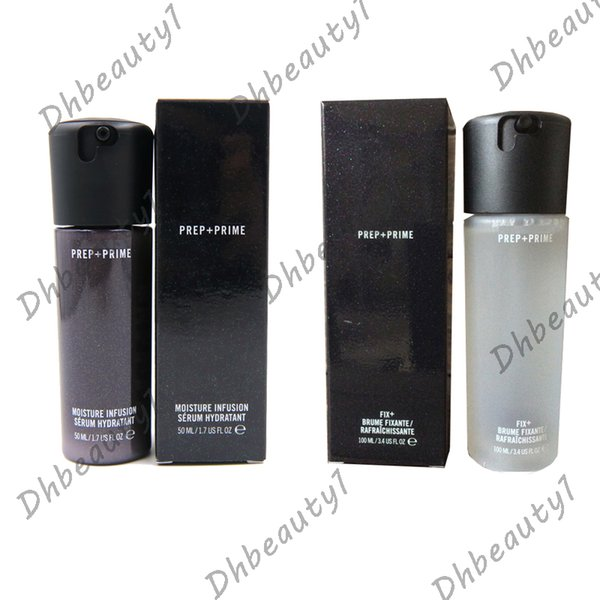 Best Quality!! New Makeup Face Brand M Makeup Prep + Prime Lotion Moisture Infusion Serum Hydratant Primer!50ml & 100ml