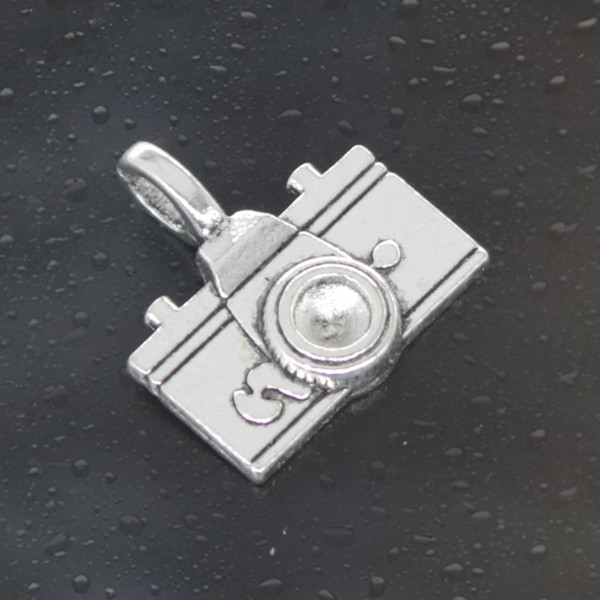 Come on Guys 37pcs camera Charms Pandora Antique Silver Alloy Jewelry Fit For Bracelet Pendant Necklace Man&Woman 22*21mm