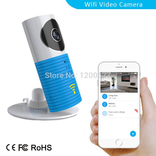 720P wifi camera baby monitor IR Nightvision Intercom PIR Motion Detection ip camera support iOS Android 4.0 above Max