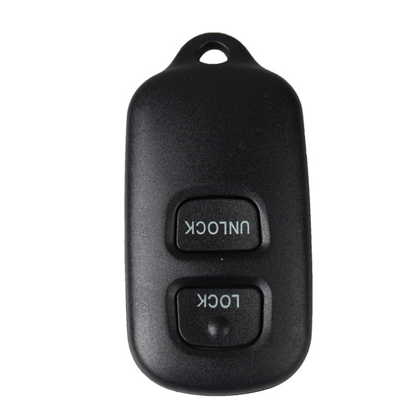 Guaranteed 100% 3 Buttons Panic Replacement Keyless Remote Entry Key Shell Case Fob Repair Housing Fix Repair For Toyota Free Shipping