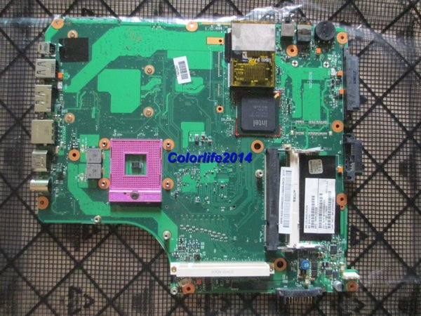 top popular for Toshiba A300 V000126440 DDR2 PM45 Laptop motherboard mainboard system board fully tested & working perfect 2019