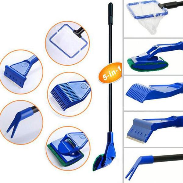 Kit de nettoyage cinq en un