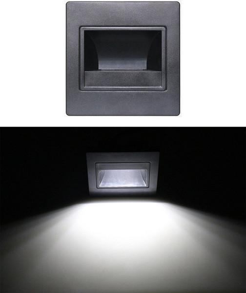 Black white lights