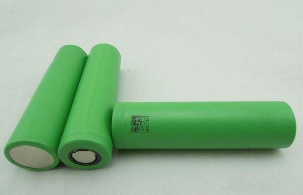 100% Yüksek Kalite VTC5 18650 US18650 3.7 V 20A 2600 mAh VTC5 Yüksek Drenaj Şarj Edilebilir Pil Sony Electonic Sigara Için 100 W