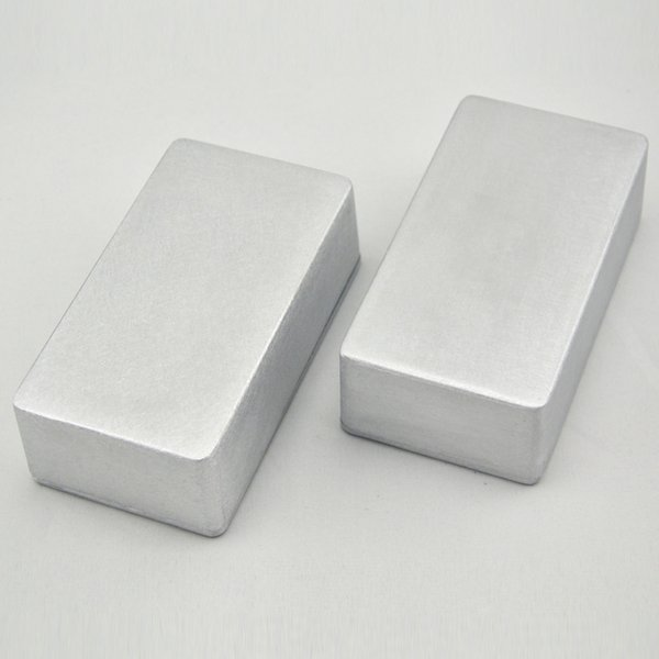 2pcs 125B/1590N1 hammond Aluminum case guitar stompbox&pedal enclosure for guitar effect pedal project