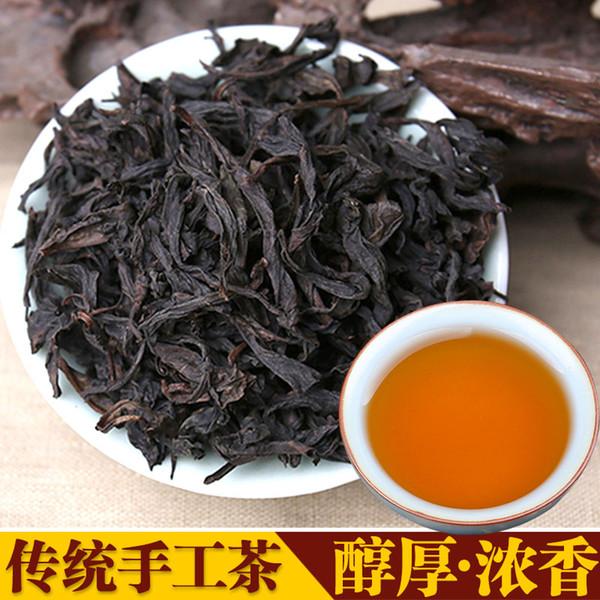 250G cargado. Té de especialidad Wuyishan Yancha carbón alto fuego fragante. Té Narcissus Dahongpao Oolong. Envío gratis