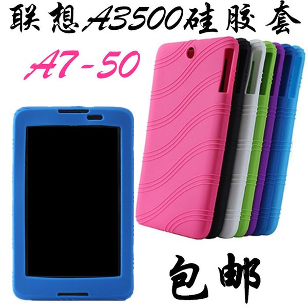 outlet store a6ad7 b752d Wholesale High Quality Silicone Case For Lenovo A3500 Tablet Ultrathin Soft  Silicon Cover For Lenovo A3500/A3500 HV/A7 50 7 Inch 10 Tablet Case 8 ...