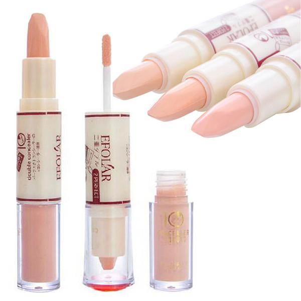 Face Eye Concealer Stick Pen Contouring Makeup Liquid Cream Concealer Cover Facial Eye Circles Highlighter Foundation Make UP