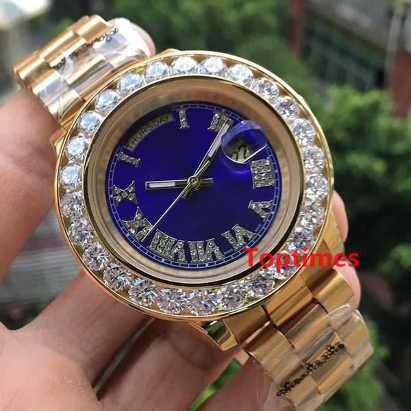 Diamants bleus
