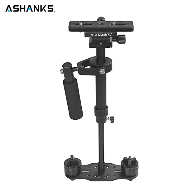 Wholesale- New S60 Steadycam S-60 + Plus 3.5kg 60cm Aluminum Handheld Stabilizer Steadicam DSLR Video Camera Photography free shipping