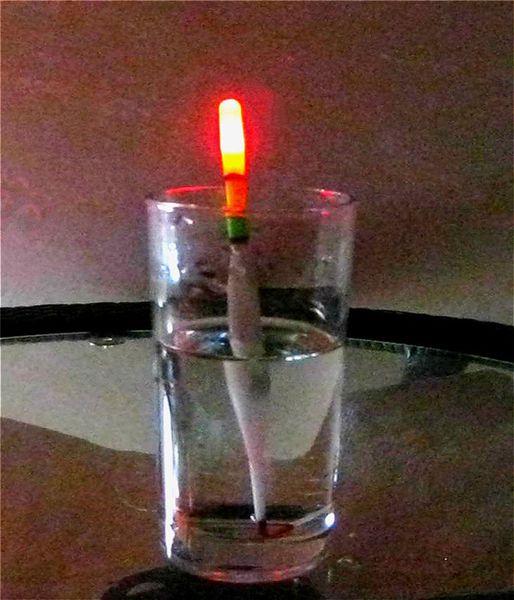 led fishing bright led fishing slip bobber lights glow sticks, Reel Combo