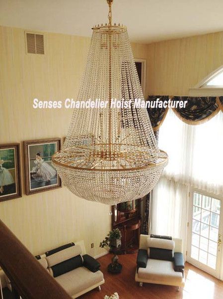 Wire controlledremote controlled chandelier hoist lighting lowing wire controlledremote controlled chandelier hoist lighting lowing system chandelier lift ddj1005m mozeypictures Gallery