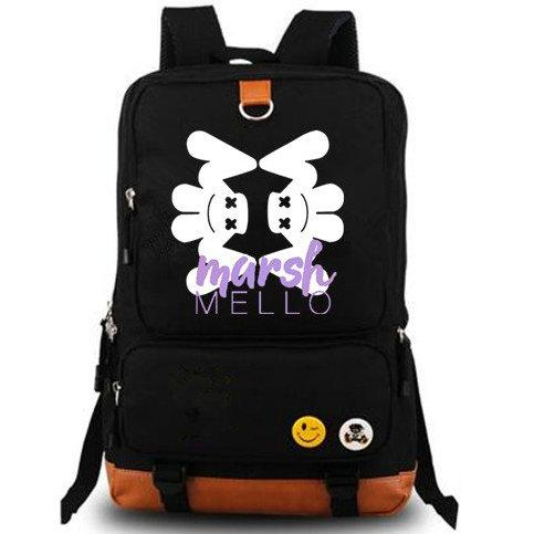 1f9de0c89b4b Cool DJ Backpack Marshmello Day Pack Marshmallow Fans School Bag Music  Packsack Quality Rucksack Sport Schoolbag Outdoor Daypack Book Bags  Herschel ...